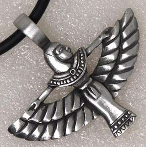 ISIS Egyptian Goddess Amulet of Magical Inspiration Healing power