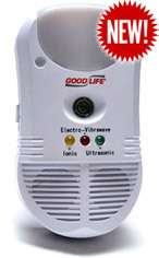 ULTIMATE AT Electronic Pest Control Repeller, 220v Plug
