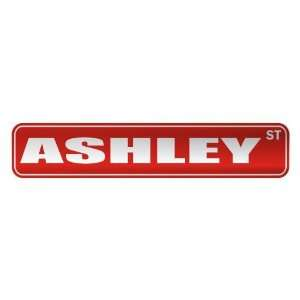 ASHLEY ST  STREET SIGN NAME Home Improvement