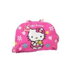 Sanrio Hello Kitty Duffle bag w/ Diamond / Travel Bag