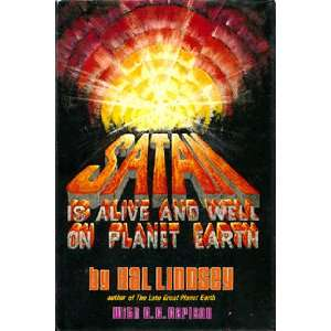 and Well on Planet Earth: Hal Lindsey, C C Carlson:  Books