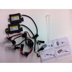 9005 8000K HID Slim Ballast HID Xenon Kit (HB3/9055/H12, Iceberg