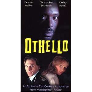 Othello [VHS]: Eamonn Walker, Christopher Eccleston, Keeley Hawes