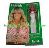 FARRAH FAWCETT 12 DOLL 1977 CHARLIES ANGELS TV NIB