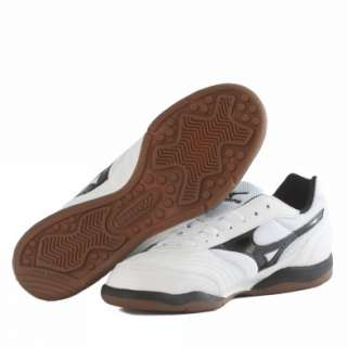 Mizuno Futbol Sala 3 In White Trainers Shoes Mens Soccer New