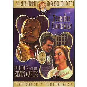 Collection The Terrible Clockman / The House Of Seven Gables Movies