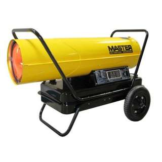 Master 400000 BTU Kerosene Forced Air Heater with