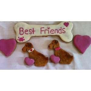 Valentines Day Dog Treats Best Friends