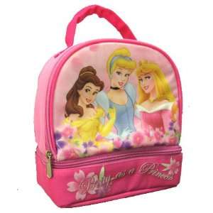 Princess Girls Dome Soft Lunchbox Lunch Box   Pink Toys & Games