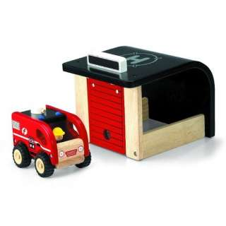 com Wonderworld Mini Fire Station Vehicles, Trains & Remote Control