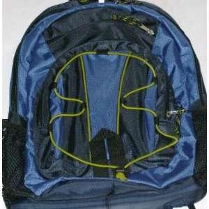 Blue Sport Backpack Day Pack Travel Bag Back Pack Sports