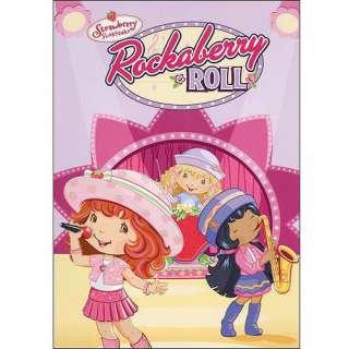 Strawberry Shortcake Rockaberry Roll