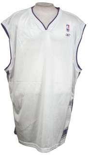TORONTO RAPTORS BLANK NBA BASKETBALL JERSEY 3XL wht