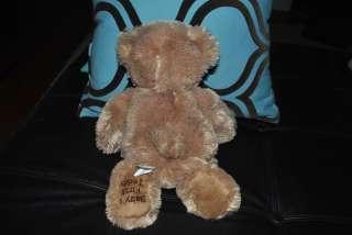 Babys First Teddy Bear by Koala Baby. Brown bear stuffed plush lovey