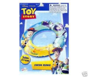 Disney Toy Story Inflatable Swim Ring Tube Pool Float
