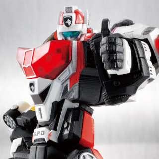 DIECAST Super Robot Power Rangers SPD Deka Ranger Robo ACTION FIGURE
