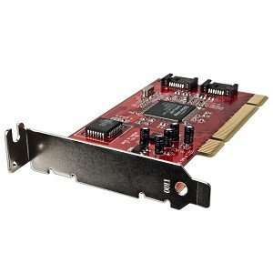 BAFO BF 5311 2 port SATA PCI Low Profile Controller Card