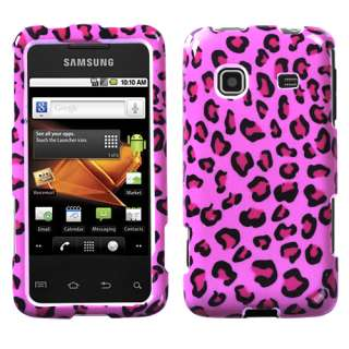 Samsung Galaxy Prevail M820 Boost Mobile Solid Black
