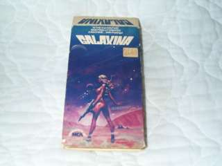 GALAXINA VHS DOROTHY STRATTEN STEPHEN MACHT SCI FI CULT