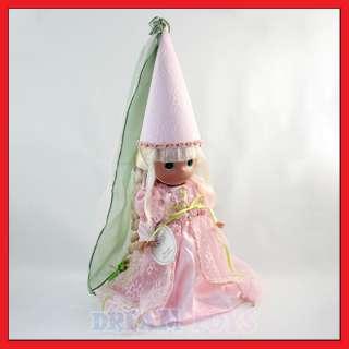Precious Moments Rapunzel Figure Doll   Princess Series Tangled