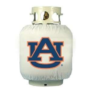 NCAA Auburn Tigers White Tank Wrap: Sports & Outdoors