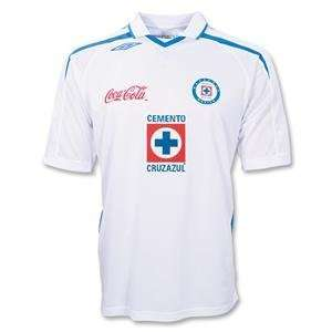 Cruz Azul 08/09 Away Soccer Jersey:  Sports & Outdoors