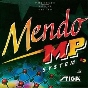 STIGA Mendo MP Table Tennis Rubber