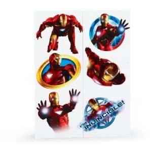 Lets Party By Iron Man 2 Tattoos