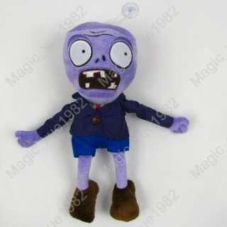 new Plants Vs Zombies (PVZ) Purple head Zombie 9 soft toy